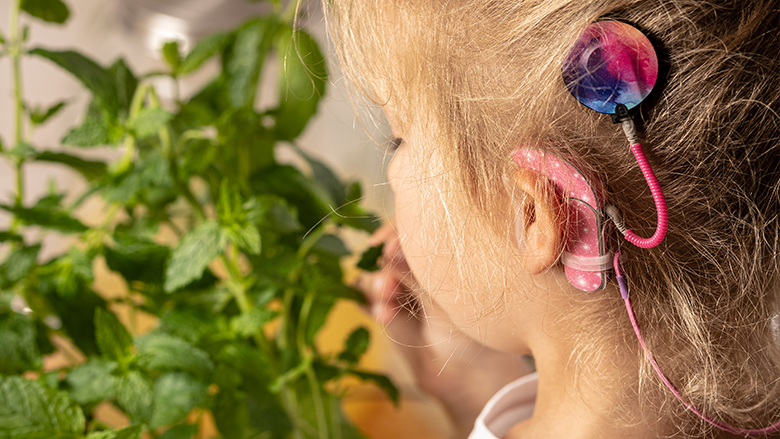 GUIDELINES ON HANDLING A CHILD WITH HEARING IMPAIRMENT