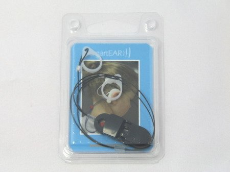 "CLIP-ON ""INVISIBLE"" HOOKS FOR PROCESSORS / HEARING AIDS - BLACK"