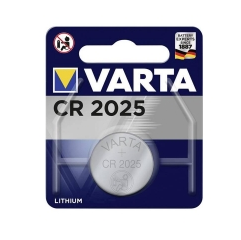 Battery VARTA CR 2025 for MED-EL remote control