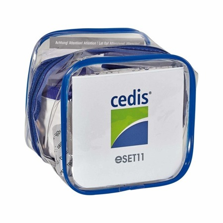 Cedis Cleaning and Drying Set for Slim Tubes and Open Fit Hearing Systems eSET11