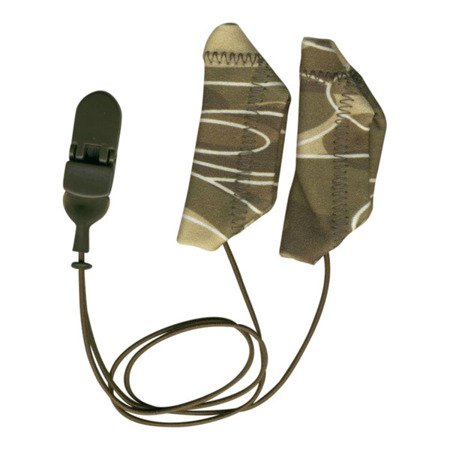 Ear Gear Cochlear - corded covers for two processors