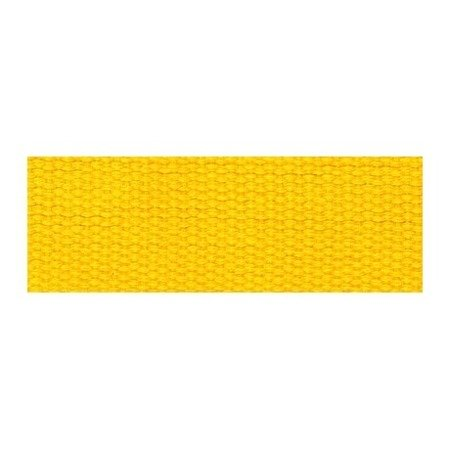 Fitted headband - yellow