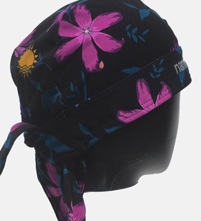 Nammu swimming cap -  flowers