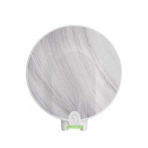 Original MED-EL DL coil cover - Hair - Silver Grey