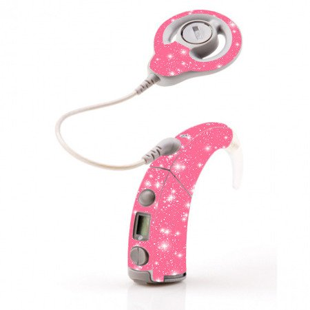 SKIN FOR COCHLEAR FREEDOM - PINK
